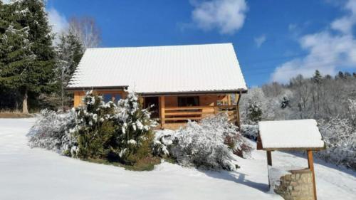 Domki Bieszczady Zimą