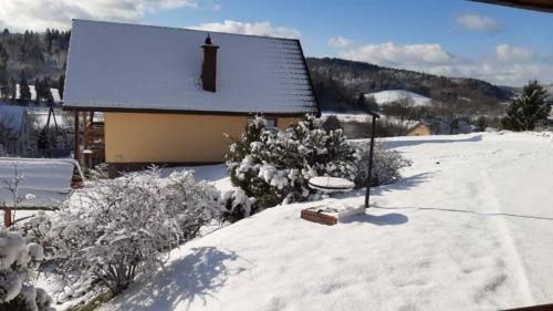 Zima w Piszkówce