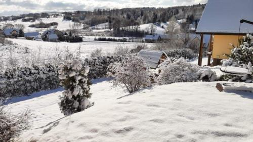 Domki Bieszczady w Zimie