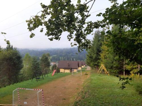 Domki nad Soliną Piszkówka