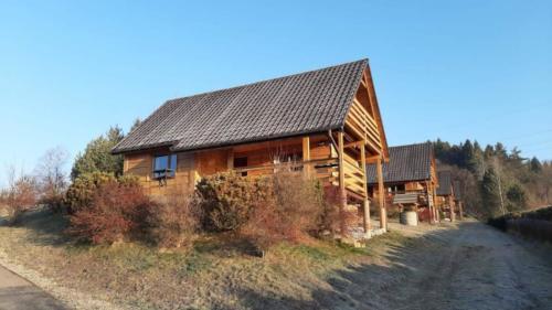 Domki nad Soliną - Jesień