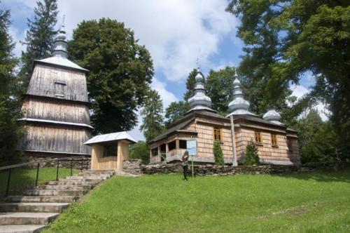 Architektura Drewniana w Bieszczadach